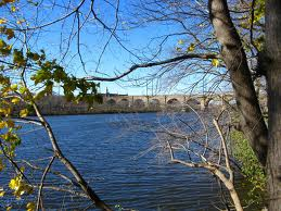 Raritan River in Highland Park