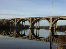 Route 1 bridge over Raritan River